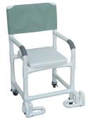 MJM International 118-3-SSC-IF Shower Chair