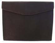 Piel 2449-CHC Chocolate Envelope Padfolio