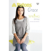 Spinrite Books 372239 Patons-Spring Style -Grace