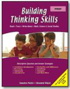 Building Thinking Skills Primary Grades K-1