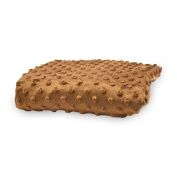 Rumble Tuff CV-CT-200-CH Standard Minky Dot Changing Pad Cover - Chocolate