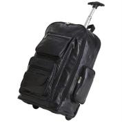 Embassy Italian Stone Design Genuine Leather 60cm Trolley Bag