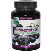 Neocell Laboratories 0493361 Resveratrol Antioxidant - 150 Capsules