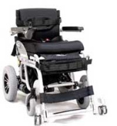 Karman XO-202 Standing Wheelchair w/ Power & Power Stand