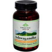 Organic India 0335018 Ashwagandha - 90 Vegetarian Capsules