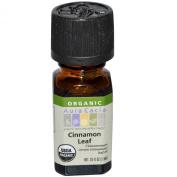 Aura Cacia Essential Oil Cinnamon Leaf (Cinnamomum Verum) 5ml