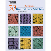 Leisure Arts 403863 Leisure Arts-50 Fabulous Knitted Lace Stitches
