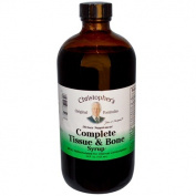 Dr. Christophers Formulas 0410977 Complete Tissue & Bone Syrup 16 fl oz - 423 ml - 16 oz