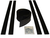 Auto Care Products 54018 5.5m U-Shape Door Seal Kit