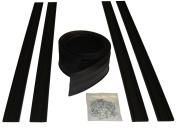 Auto Care Products 54018 5.5m U-Shape Door Seal Kit