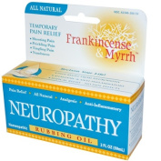 Frankincense & Myrrh 0361790 Neuropathy Rubbing Oil - 2 fl oz