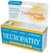 Frankincense & Myrrh 0361790 Neuropathy Rubbing Oil - 2 fl oz