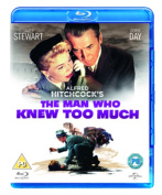 The Man Who Knew Too Much [Region B] [Blu-ray]