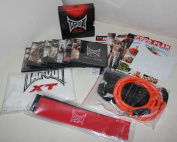 TAPOUT XT EXTREME DELUXE EDITION 15 DVD BOX SET WITH RESISTANCE BANDS & TOWEL