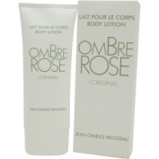 OMBRE ROSE by Jean Charles Brosseau for WOMEN