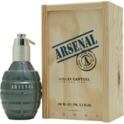 ARSENAL BLUE by Gilles Cantuel for MEN