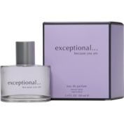 EXCEPTIONAL-BECAUSE YOU ARE by Exceptional Parfums for WOMEN
