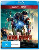 Iron Man 3 (Blu-ray/Digital Copy) [Region B] [Blu-ray]