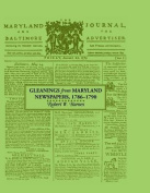 Gleanings from Maryland Newspapers 1786-90