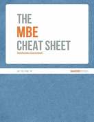 The MBE Cheat Sheet