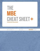 The MBE Cheat Sheet Plus