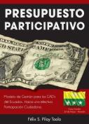 Presupuesto Participativo [Spanish]