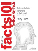 Studyguide for Finite Mathematics by Maki, Daniel
