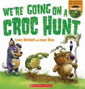 We'Re Going on a Croc Hunt PB +CD