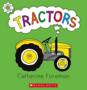 Tractors (Machines and Me)