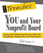 You and Your Nonprofit Board