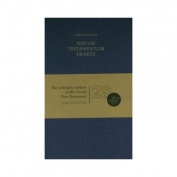 Scholarly Edition of the Greek New Testament-FL-Large Print [GRC]