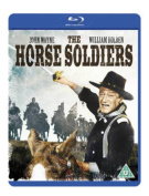 The Horse Soldiers [Region B] [Blu-ray]