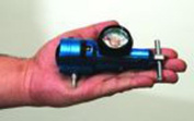 Complete Medical 14002A Oxygen Regulator for D-E Tanks 0-15 LPM - CGA870