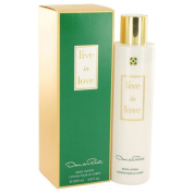 Live In Love 200 ml Body Lotion for Women by Oscar de la Renta