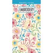Leisure Arts 451572 Leisure Arts-Embroidery Pocket Guide