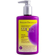 Avalon Organics Co-Enzyme Q10 Skin Care CoQ10 Facial Cleansing Milk 250ml 211774
