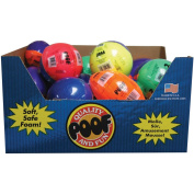 Mini Ball Counter Display-Football, Basketball & Spiral Footballs