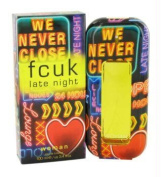 FCUK Late Night by French Connexion Eau De Toilette Spray 100ml