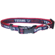Houston Texans Dog Collar Medium