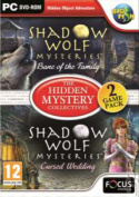 Shadow Wolf Mysteries 2 & 3