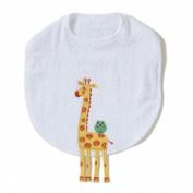 Little Acorn F12T01 Giraffe Bib
