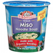 Dr. McDougall's Right Foods Vegan Miso Ramen, 60ml Cups