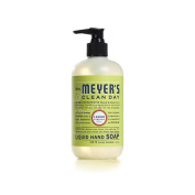 Mrs. Meyers 1210848 Liquid Hand Soap - Lemon Verbena - 370ml