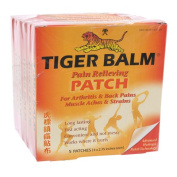 Tiger Balm 0917880 Dsp Cntr Patch - Case of 6 - 5 Pack