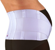 GABRIALLA Elastic Maternity Support Belt - Strong Support - Large