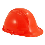 North Safety 068-A79R150000 Red A-Safe Safety Cap W-Ratchet& 4-Point S