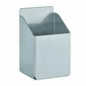 STEELMASTER 264P20650 Slot Pencil Cup Silver