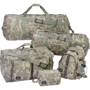 Extreme Pak Digital Camo Water-resistant 5pc Luggage Set