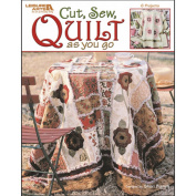 Leisure Arts 307411 Leisure Arts-Cut Sew Quilt As You Go