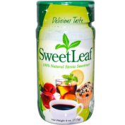 Sweet Leaf 0940411 Wisdom Natural SweetLeaf Stevia Sweetener - 120ml